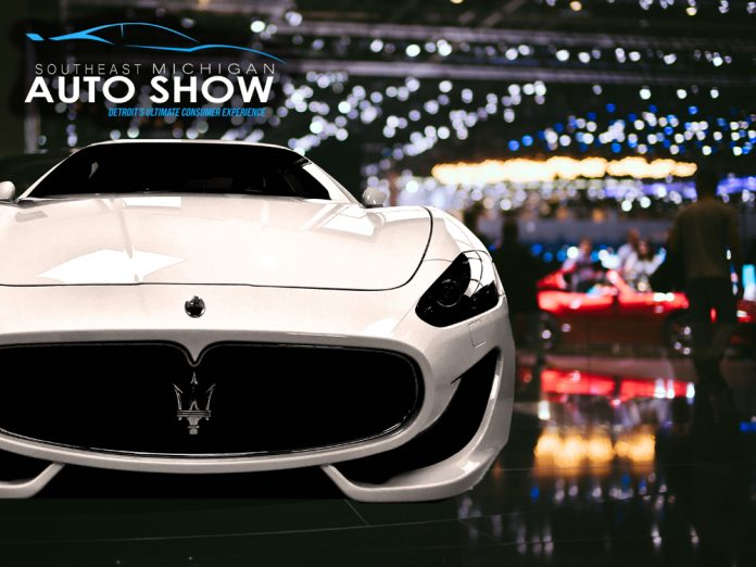 Southeast Michigan Auto Show - Featured Image